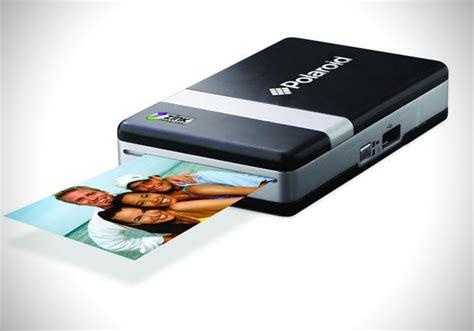 polaroid printer iphone polaroid pogo instant mobile printer hiconsumption