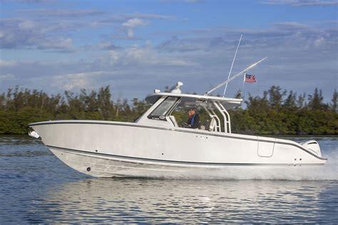 Pursuit Boats S328 by Pursuit Boats S 328 Sport
