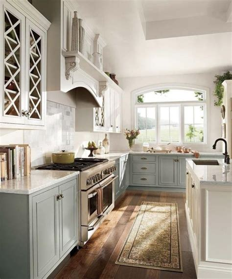 elements   great modern country kitchen decorated life