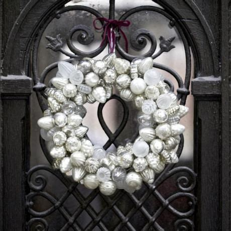 Edle Weihnachtsdeko Fenster by Kugelkranz Thivet Loberon Weihnachten