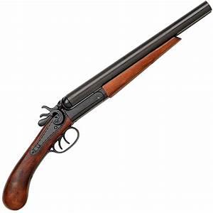 1864 Wells Fargo Stagecoach Shotgun » Shotguns
