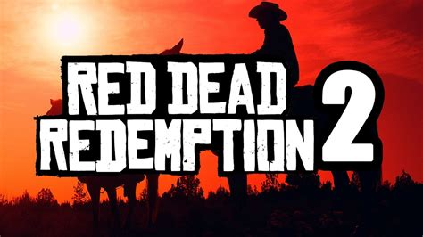 Red Dead Redemption 2 News Gameplay Trailer At E3 2015