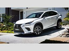 2018 Lexus NX300h 2WD F Sport review CarAdvice