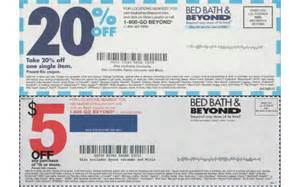 Coupons Bed Bath Beyond Image