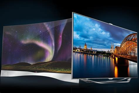 oled  led  kind  tv display