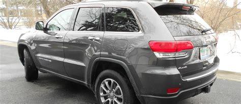 2015 Jeep Grand Cherokee Limited 4x4