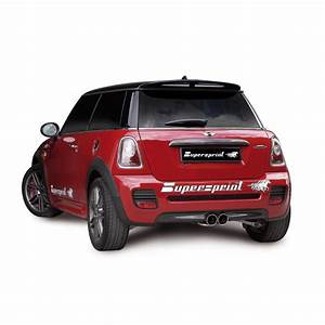 Mini Cooper S 2008 : bmw mini cooper s r56 2008 supersprint exhaust install official videos ~ Medecine-chirurgie-esthetiques.com Avis de Voitures