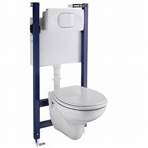 Wc Vorwandelement Verkleiden : obi wand wc mit trockenbau vorwandelement kaufen bei obi ~ Michelbontemps.com Haus und Dekorationen