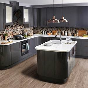 Kitchen trends 2018 stunning and surprising new looks for Kitchen cabinet trends 2018 combined with wall art bamboo