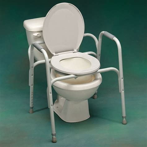 guardian    heavy duty commode north coast medical