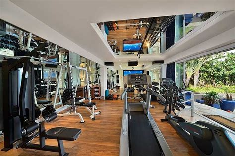 top   extravagant personal home gyms  home gym