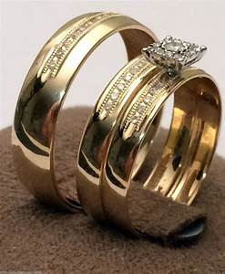 Brilliant Cheap Wedding Rings His And Hers
