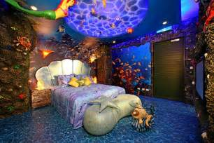 theme design 15 dazzling mermaid themed bedroom designs for rilane
