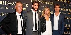 Chris Hemsworth Father - Liam Hemsworth Shares Instagram ...