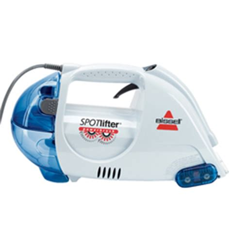 Held Carpet And Upholstery Cleaner by Bissell Spotlifter Powerbrush Handheld