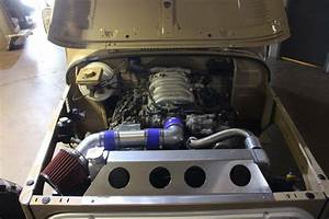 Custom Land Cruiser With A 1uz  U2013 Engine Swap Depot