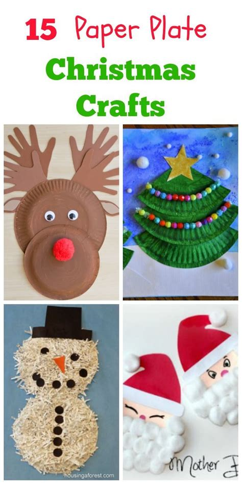 787 Best Christmas Crafts For Kids Images On Pinterest  Kids Christmas, Crafts For Kids And Kid