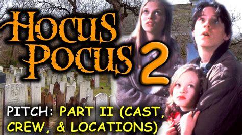 hocus pocus  pitch part ii cast crew locations