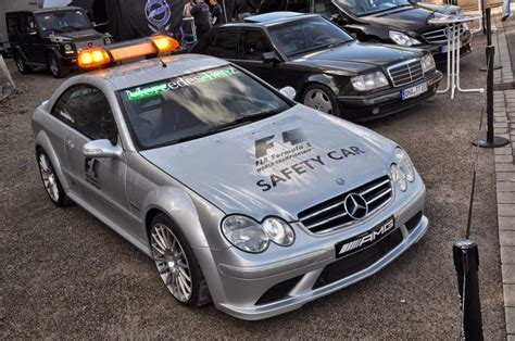 Free delivery and returns on ebay plus items for plus members. Mercedes CLK63 AMG Black Series F1 Safety Car | BENZTUNING