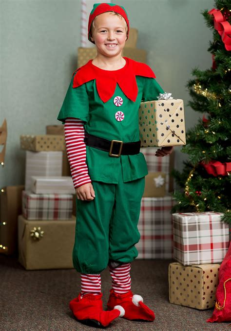 holiday elf costume  kids
