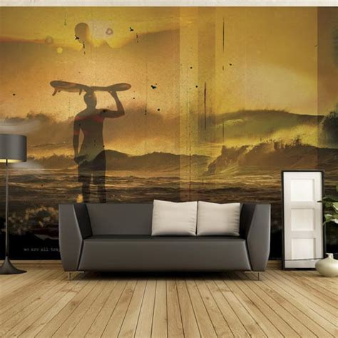 Custom Wallpaper Printing Murals Printed Wall Coverings