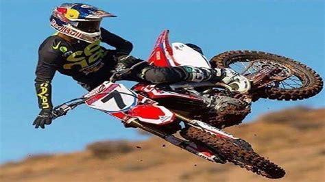 james stewart motocross news james stewart on honda 2018 supercross news youtube