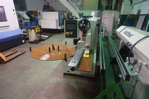 biesse akron  edge banding machine