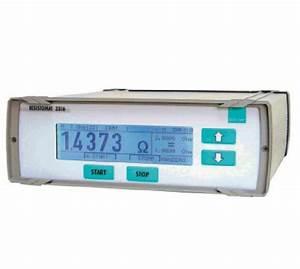Electrical Testing Equipment  Ohmeters  Calibrators