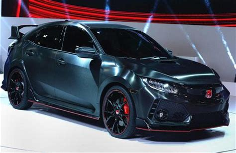 Civi 2018 Cars Wallpapers by 2018 Honda Civic Type R Black Car Hd Wallpapers