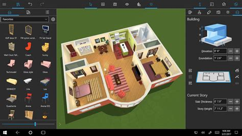 3d Home Design Software List by 6 Best Interior Design Software For Pc Unleash The Home