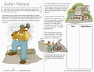 John Henry Tall Tale | Comprehension, The o'jays and ...