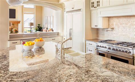25 Beautiful Granite Countertops Ideas and Designs