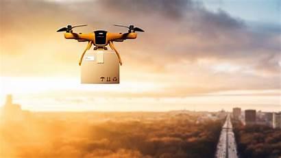Logistics Drone Technology Modern Distribution Wallpapers 10wallpaper