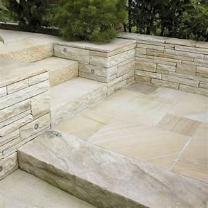 Römischer Verband 4 Formate : terrassenplatten sandstein mint naturstein baumaterial ~ Yasmunasinghe.com Haus und Dekorationen