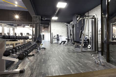 Gym Interior : Gym Interior Design Singapore