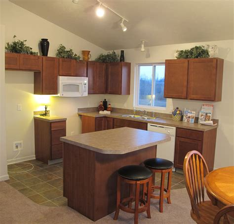 split level kitchen island crofton sterling homes land 5653