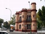 Costurero de la Reina (Queen's sewing box) - Seville, Spain