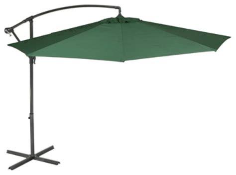 sturdi plus cantilever aluminum garden parasol