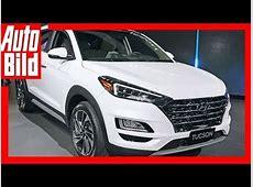 Hyundai Tucson Facelift NYIAS 2018 SitzprobeReview