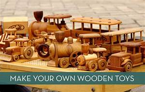 Make wooden toys with these FREE toy plans!! Curbly