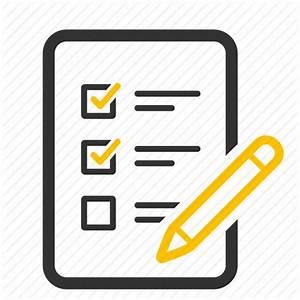 Answer, checklist, choice, exam, questionnaire, survey ...