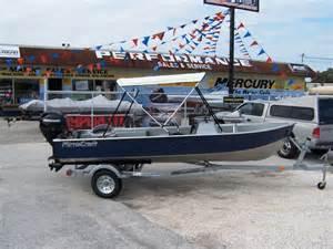 Mirrocraft Aluminum Boats Images