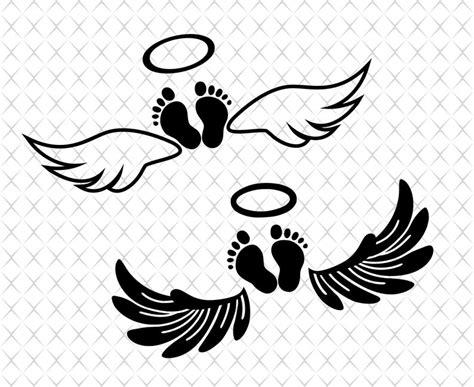 The wings have eight layers that you can change the colors to fit your project! Multi Layered Angel Wings Svg For Cricut - Layered SVG Cut ...