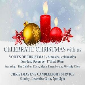 VOICES OF CHRISTMAS – A Musical Celebration – New Song