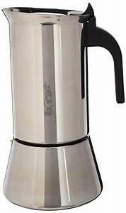 Espressokocher Dichtungsring Durchmesser : bialetti 1785 venus induktion sleeve fascia espressokocher edelstahl f r 10 tassen trapnacs ~ Fotosdekora.club Haus und Dekorationen