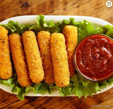 mozzarella sticks la recette facile et rapide 224 3 ingr 233 dients