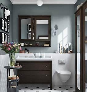 Catalogue Salle De Bains Ikea : salle de bain bois ikea 2016 ~ Teatrodelosmanantiales.com Idées de Décoration