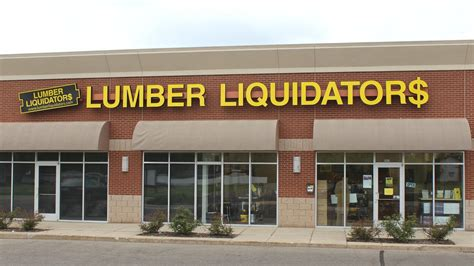 flooring liquidators lumber liquidators crashes after same store sales turn to sawdust