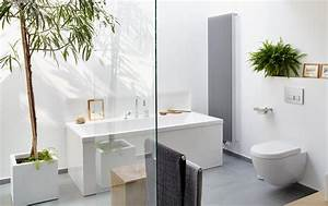 Graue Fliesen Welche Wandfarbe : neutrales grau am boden vermittelt gr e bild 12 ~ Lizthompson.info Haus und Dekorationen