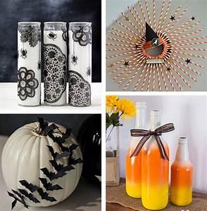Deco Halloween Diy : 28 homemade halloween decorations for adults ~ Preciouscoupons.com Idées de Décoration